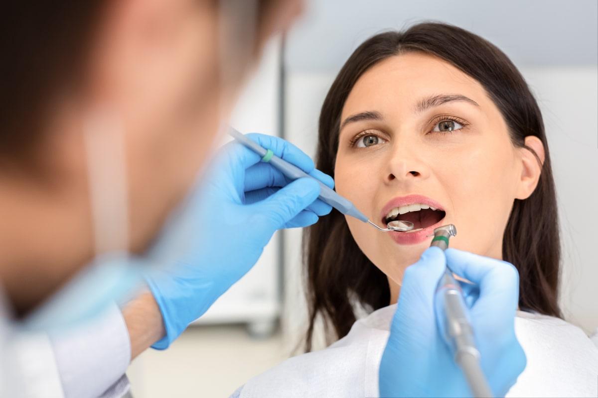 Cavity Filling Dentist