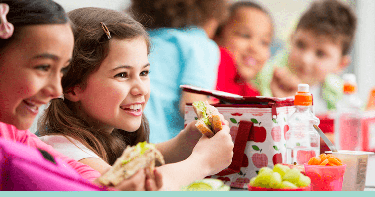 school lunch tips from a dentist