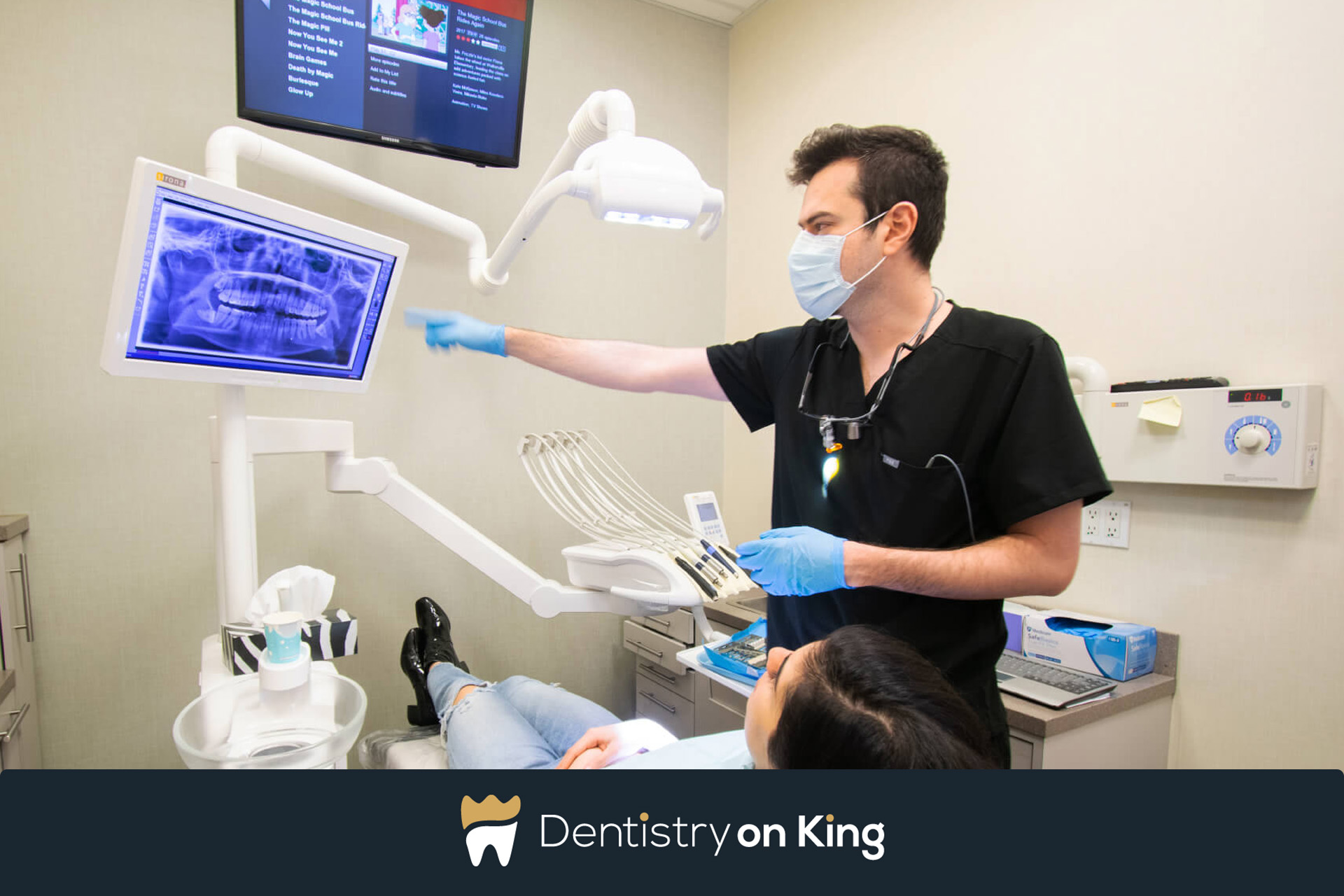 Your dentist in Downtown Toronto, Dr. David Cheng