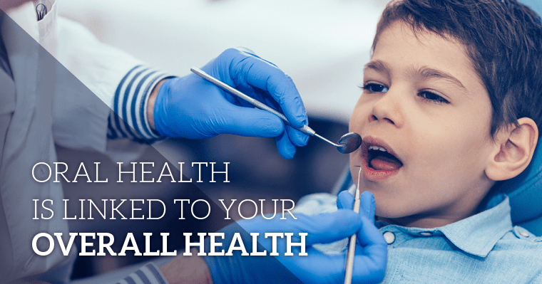 Impact of oral health on overall health