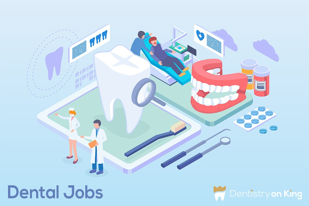 Dental Office Jobs Toronto